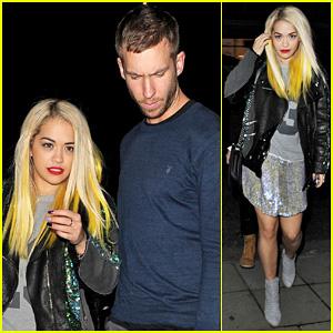 Rita Ora & Calvin Harris: Hakkasan Twosome!