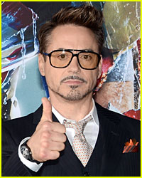 Robert Downey, Jr.: 'Iron Man 3' Tops Friday's Box Office!