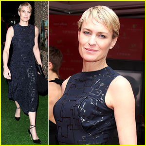 Robin Wright: 'The Congress' Cannes Premiere &#038; Trailer!