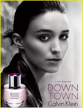 Rooney Mara: Downtown Calvin Klein Fragrance's New Face!