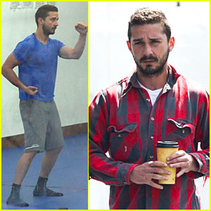 Shia LaBeouf Pretended to Have Sex on 'Nymphomaniac'!