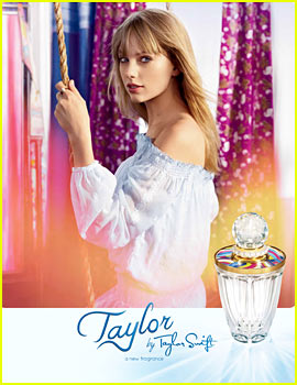 Taylor Swift: New 'Taylor' Perfume Coming in June!
