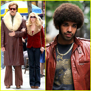 Will Ferrell: 'Anchorman 2' Trailer Drops, Drake Films Cameo!