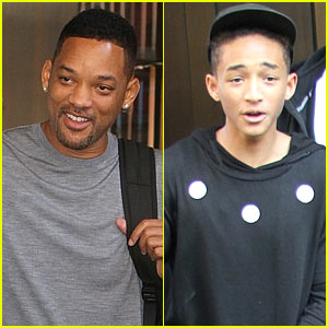 Will & Jaden Smith: See Ya Later, NYC!