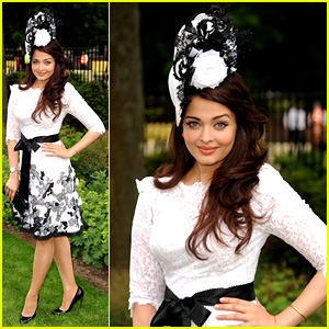 Aishwarya Rai: Royal Ascot Day One!