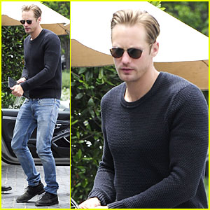 Alexander Skarsgard: I Love My 'True Blood' Character's Good & Bad Side!