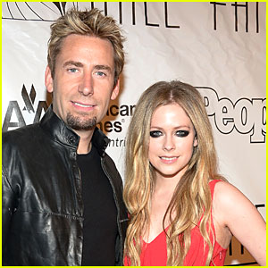 Avril Lavigne Marries Chad Kroeger? - Not Yet!