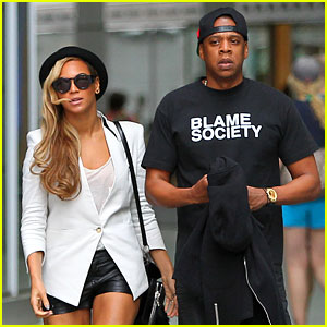 Beyonce & Jay-Z: NYC Movie Date After 'Chime for Change'