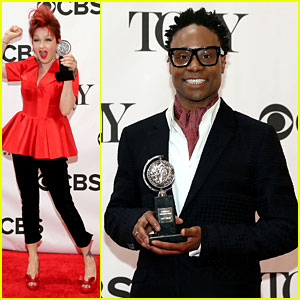 Billy Porter & 'Kinky Boots' - Tonys Performance 2013 (Video)