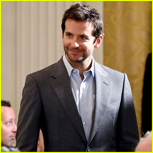 Bradley Cooper Attends Mental Health Conference in D.C.