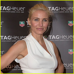 Cameron Diaz: Miss Hannigan in 'Annie'!