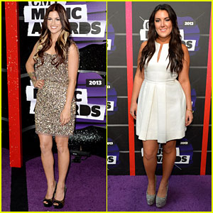 Cassadee Pope & Kree Harrison - CMT Music Awards 2013