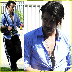 Colin Farrell: I Want to 'Mix It Up' with My Film Roles