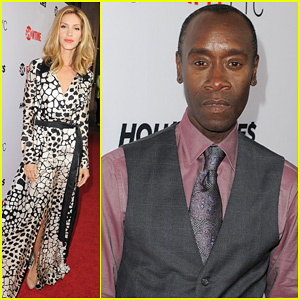 Don Cheadle: 'House of Lies' Screening & Panel!