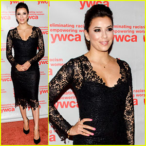 Eva Longoria: YWCA USA Women of Distinction Awards Gala!