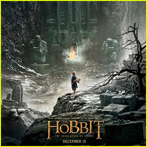 First Poster for 'The Hobbit: The Desolation of Smaug' Released!