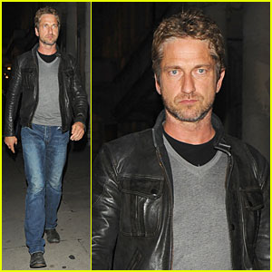 Gerard Butler: James Franco Exits 'Garden of Last Days'