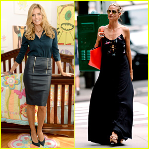 Heidi Klum: Shutterfly by Design Event in New York!