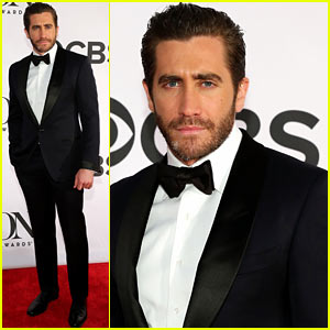 Jake Gyllenhaal - Tony Awards 2013 Red Carpet