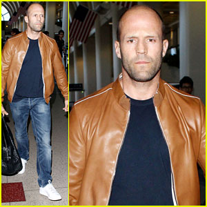 Jason Statham: 'Jimmy Fallon' Appearance - Watch Now!