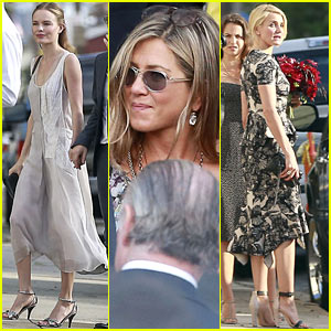 Jennifer Aniston & Kate Bosworth: Lake Bell's Wedding Guests!