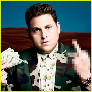 Jonah Hill Flips Off 'Bullett' Magazine's Wild Issue!