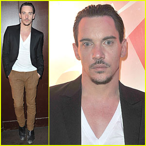 Jonathan Rhys-Meyers: Belle du Seigneur Screening!