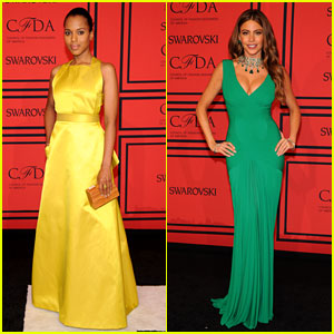 Kerry Washington & Sofia Vergara - CFDA Fashion Awards 2013
