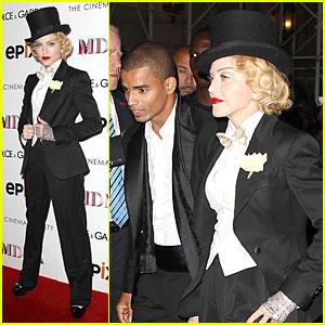 Madonna: 'The MDNA Tour' Premiere!