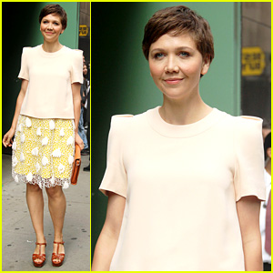 Maggie Gyllenhaal Joins 'Honourable Woman' Mini-Series
