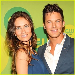 Matt Lanter Ties the Knot with Angela Stacy!