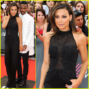 Naya Rivera & Big Sean - MuchMusic Video Awards 2013