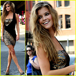 Nina Agdal: Photo Shoot Beauty in New York City!