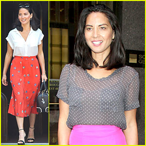 Olivia Munn: I'd Rather Play With Jigsaw Puzzles Than Go Out!