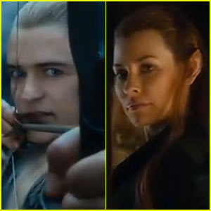 Orlando Bloom: 'Hobbit: The Desolation of Smaug' Trailer!