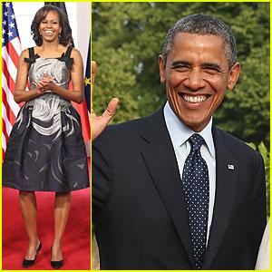 President Obama's Brandenburg Gate Speech - Watch Now!