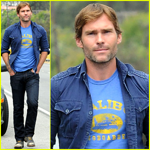 Seann William Scott to Star in Courteney Cox's Directorial Debut