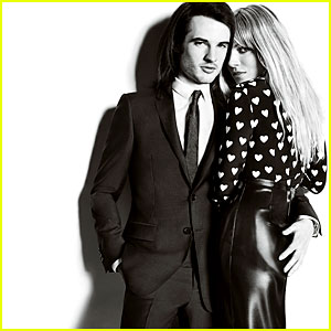 Sienna Miller & Tom Sturridge: Burberry Autumn/Winter 2013 Campaign