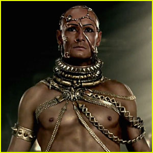 Rodrigo Santoro: Shirtless '300: Rise of an Empire' Official Trailer!