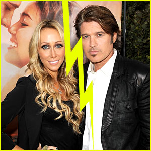 Tish Cyrus Files for Divorce from Billy Ray Cyrus