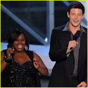 Amber Riley on Cory Monteith: I Considered Him a Brother