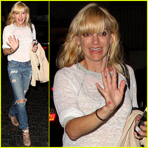 Anna Faris Tells 'Cloudy...Meatball 2' Food Pitch Story!