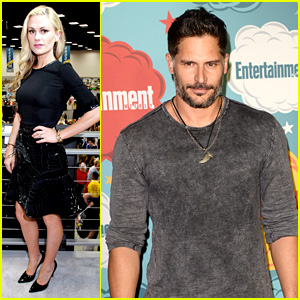 Anna Paquin & Joe Manganiello: 'True Blood' at Comic-Con 2013
