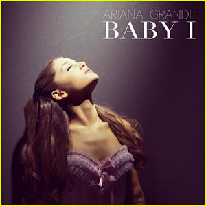 Ariana Grande: 'Baby I' - Listen Now!