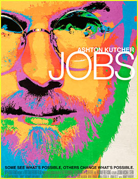 Ashton Kutcher: New 'Jobs' Poster & Images!