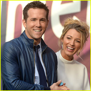 Blake Lively: Not Pregnant with Ryan Reynolds' Baby!