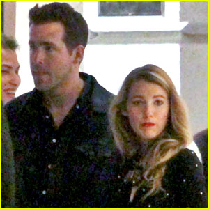 Blake Lively & Ryan Reynolds Dine Out in Shanghai!