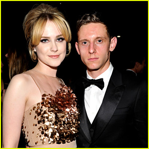 Evan Rachel Wood & Jamie Bell Welcome Baby Boy!