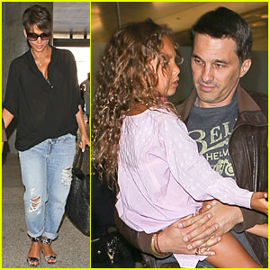 Halle Berry: 'Mother' Star & Producer!