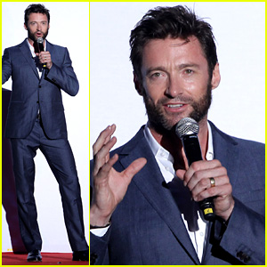 Hugh Jackman: 'The Wolverine' South Korea Premiere!